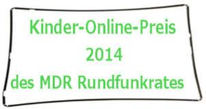 Kinder-Online-Preis 2014 des MDR Funkrates