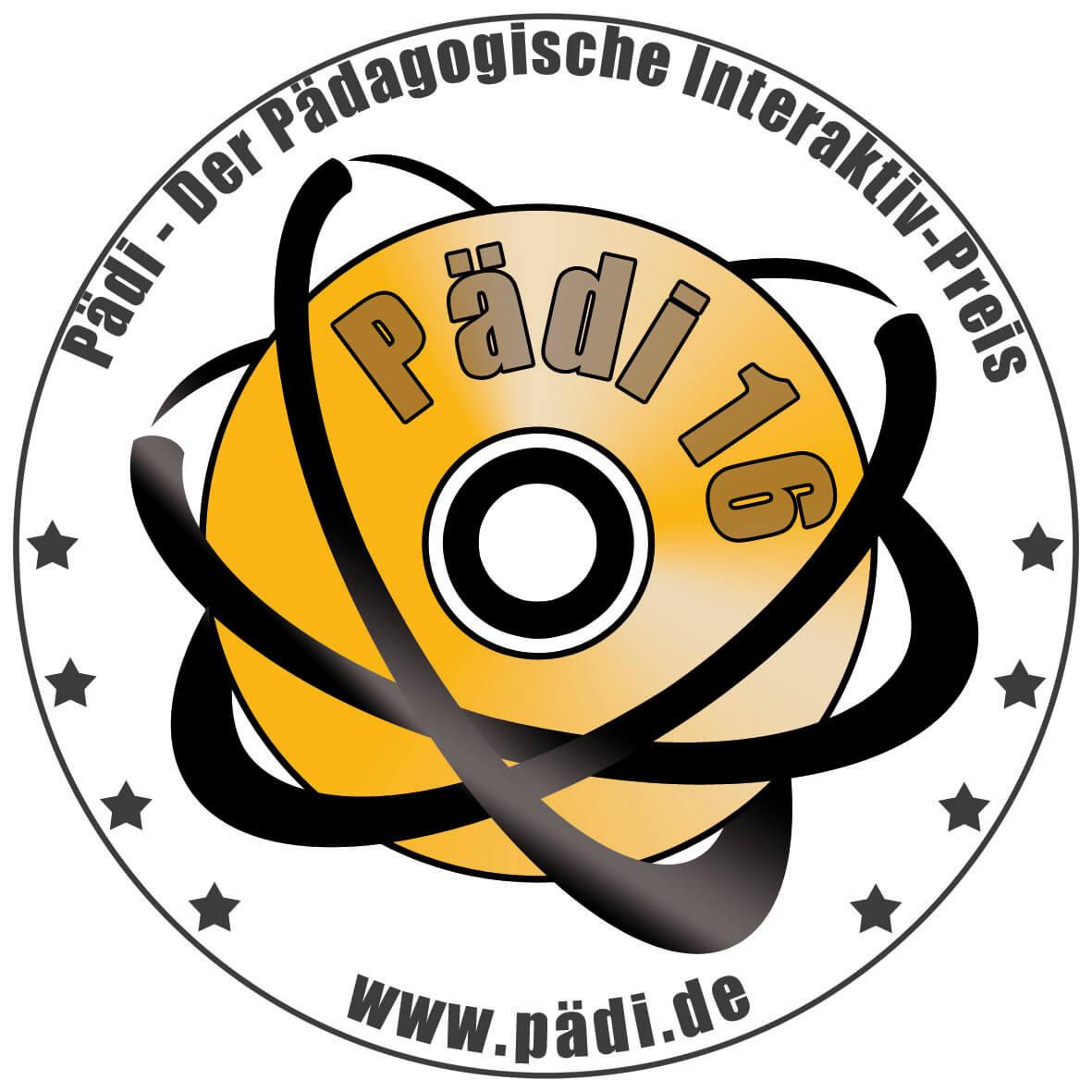 Pädi - Der Pädagogische Interaktiv-Preis
